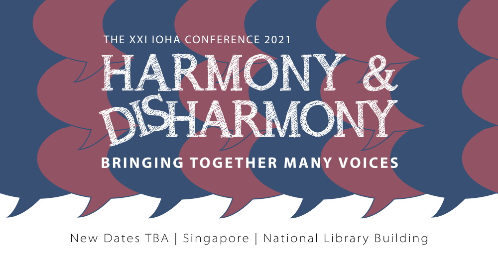 Harmony and Disharmony: Bringing Together Many Voices
