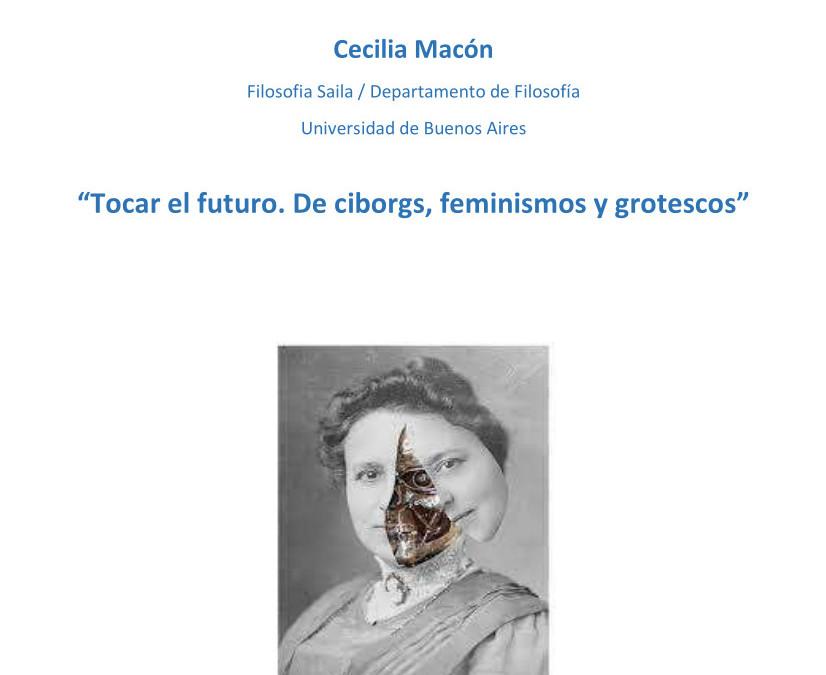 MINTEGIA / SEMINARIO: Tocar el futuro. De ciborgs, feminismos y grotescos